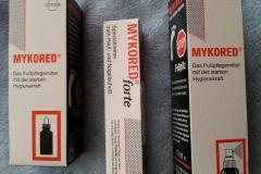 predaj produktov pre antimikotické ošetrenie nôh